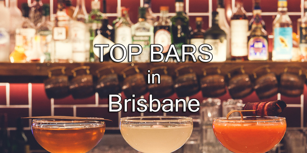 Top Bars in Brisbane