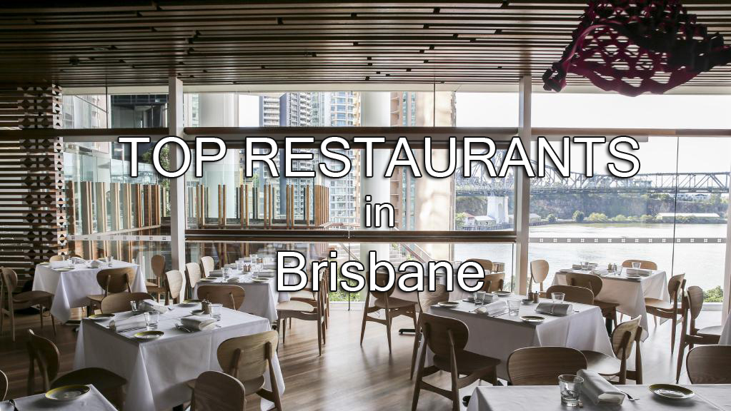 Top Restaurants in Brisbane
