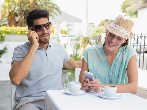dating and phone etiquette