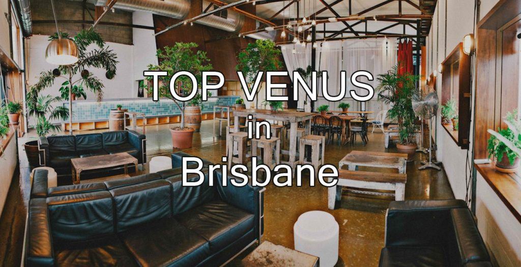 top venues in brisbane
