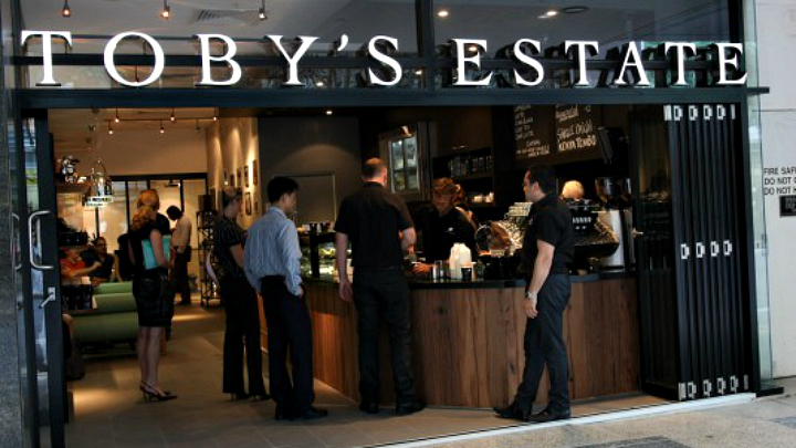 Toby's Estate Espresso Bar