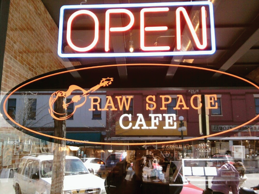Raw Space Café Brisbane