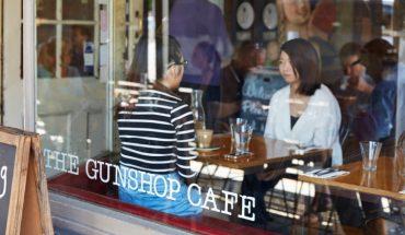 Gunshop Cafe Brisbane